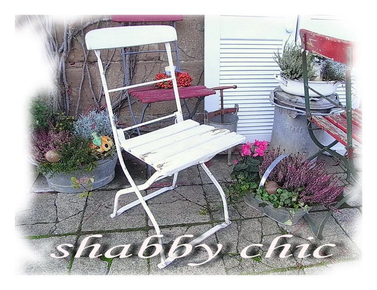 alter klappstuhl bier gartenstuhl 30er 50er jahre stuhl vintage shabby chic ebay. Black Bedroom Furniture Sets. Home Design Ideas