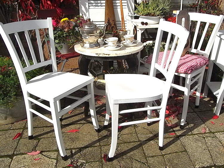 1 alter stuhl cafehausstuhl bugholzstuhl wohl thonet um 1930 shabby chic deko ebay. Black Bedroom Furniture Sets. Home Design Ideas